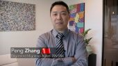 Meet our staff – Peng Zhang